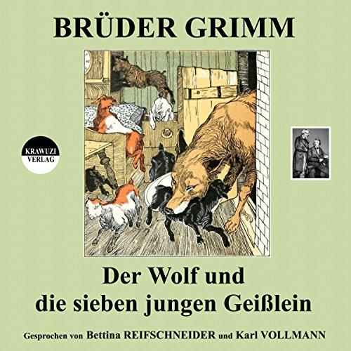 Der Wolf und die sieben jungen Geißlein Titelbild