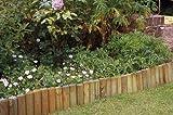 Apollo Gardening - Bordillo para Parterre (en Rollo, 5...