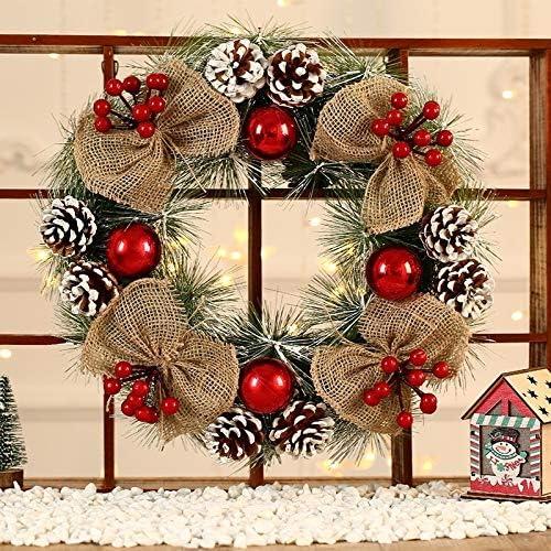 Christmas Phoenix Mall Decorations Ornament Nippon regular agency Pine Garland Size Cone