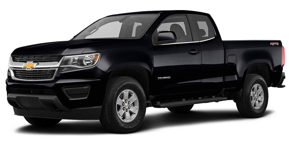 Amazon Com 2019 Chevrolet Colorado 2 Wheel Drive Base Reviews Images And Specs Vehicles