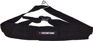 Throwdown 中性款弹射皮带阻力训练工具,黑色