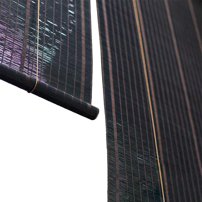 envio rapido a ti Persiana enrollable Cortina de Bambu 60% Cortina de bambú, privacidad privacidad privacidad con Filtro de luz, Estudio, casa de té, Restaurante (Color   Wave Curtain, Tamao   70cm×80cm)  alto descuento