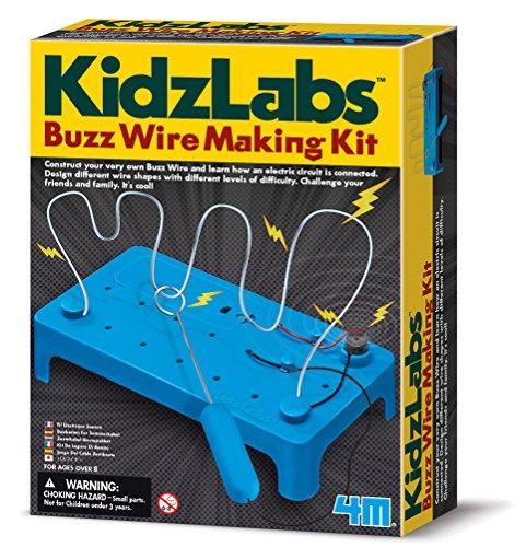 4M Buzz Wire Making Kit Ingenieria 00-03232