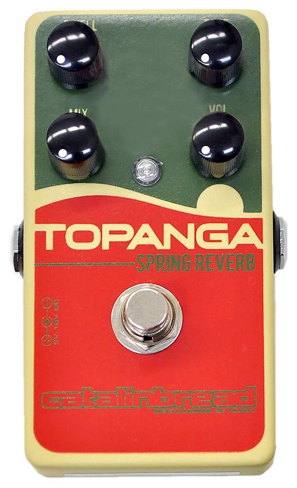 リンク:Topanga Spring Reverb