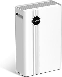 Purificador de Aire con Filtro HEPA Verdadero, 4 Etapas de Filtración con Generadores de Iones para 50㎡, 4 Velocidades & 3...