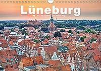 LUeNEBURG Ein- und Ausblicke von Andreas Voigt (Wandkalender 2021 DIN A4 quer): Historische Architektur der Hansestadt im Stil der Backsteingotik (Monatskalender, 14 Seiten )