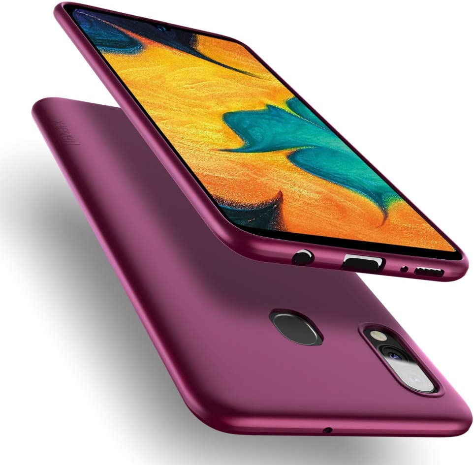 Samsung Galaxy A20 Case X-Level Slim Soft Fit We OFFer at cheap prices Max 52% OFF TPU Thin Ultra