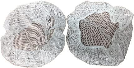 Trac-Vac Set of 2 New Filters Leaf Vacuum Open Mesh Filter Net Part # 46228
