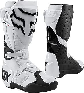 Fox Racing Comp R Boots (9) (White)