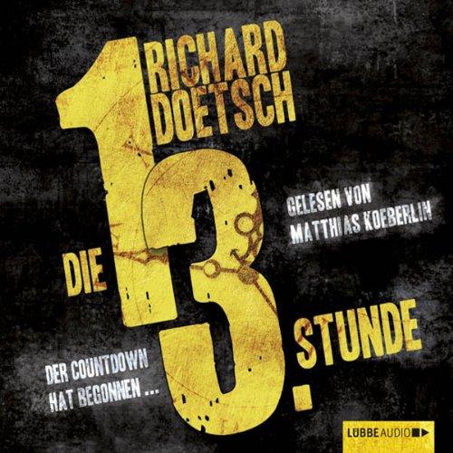 Die dreizehnte Stunde audiobook cover art