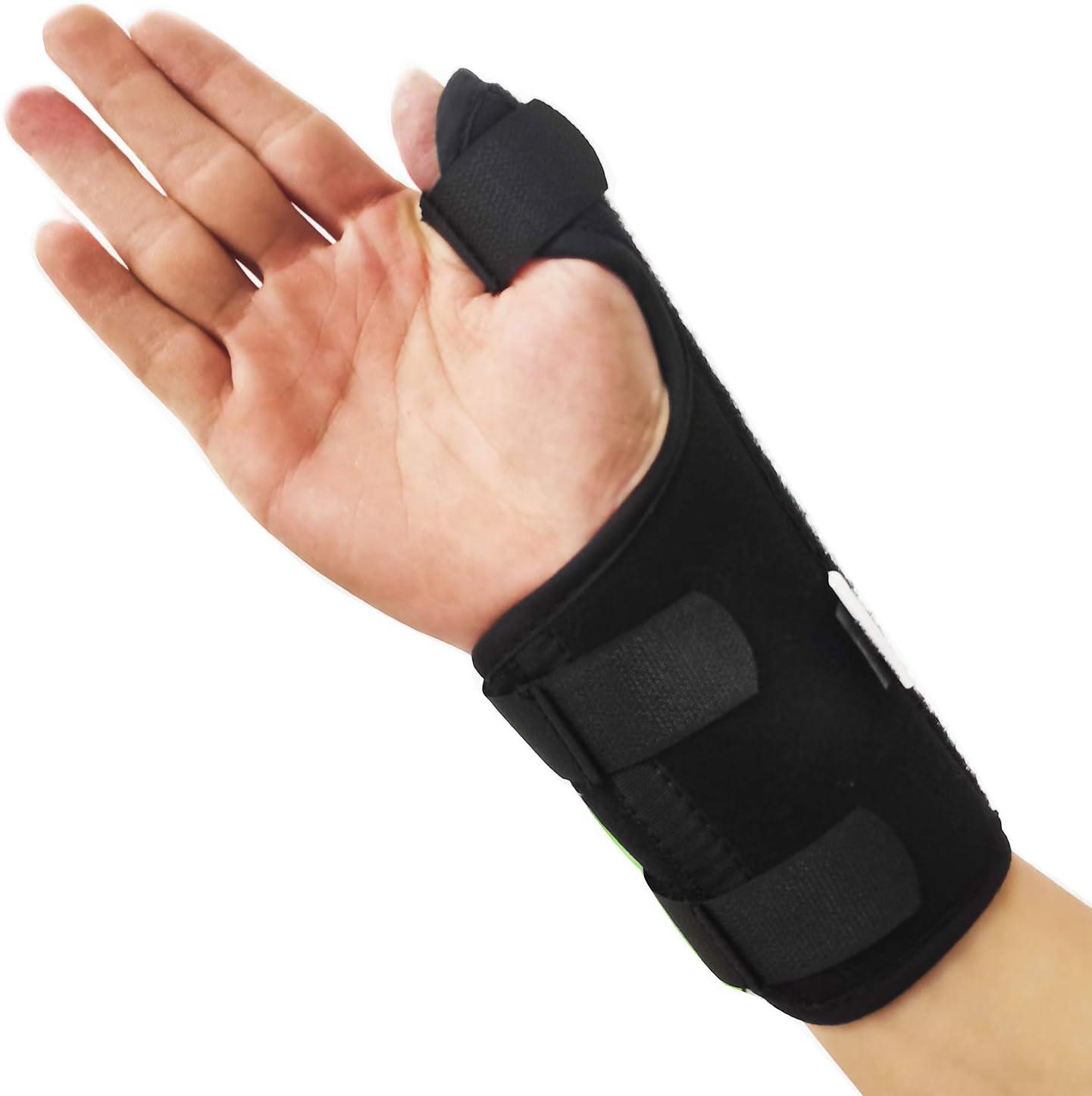 TODDOBRA Thumb Spica Splint- Brace Oklahoma City Mall T for Arthritis Soft or Washington Mall