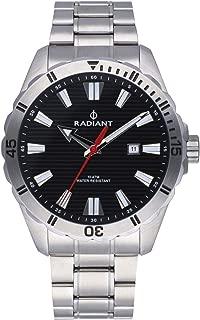 Radiant tagrad Womens Analog Quartz Watch with Stainless Steel bracelet RA480204