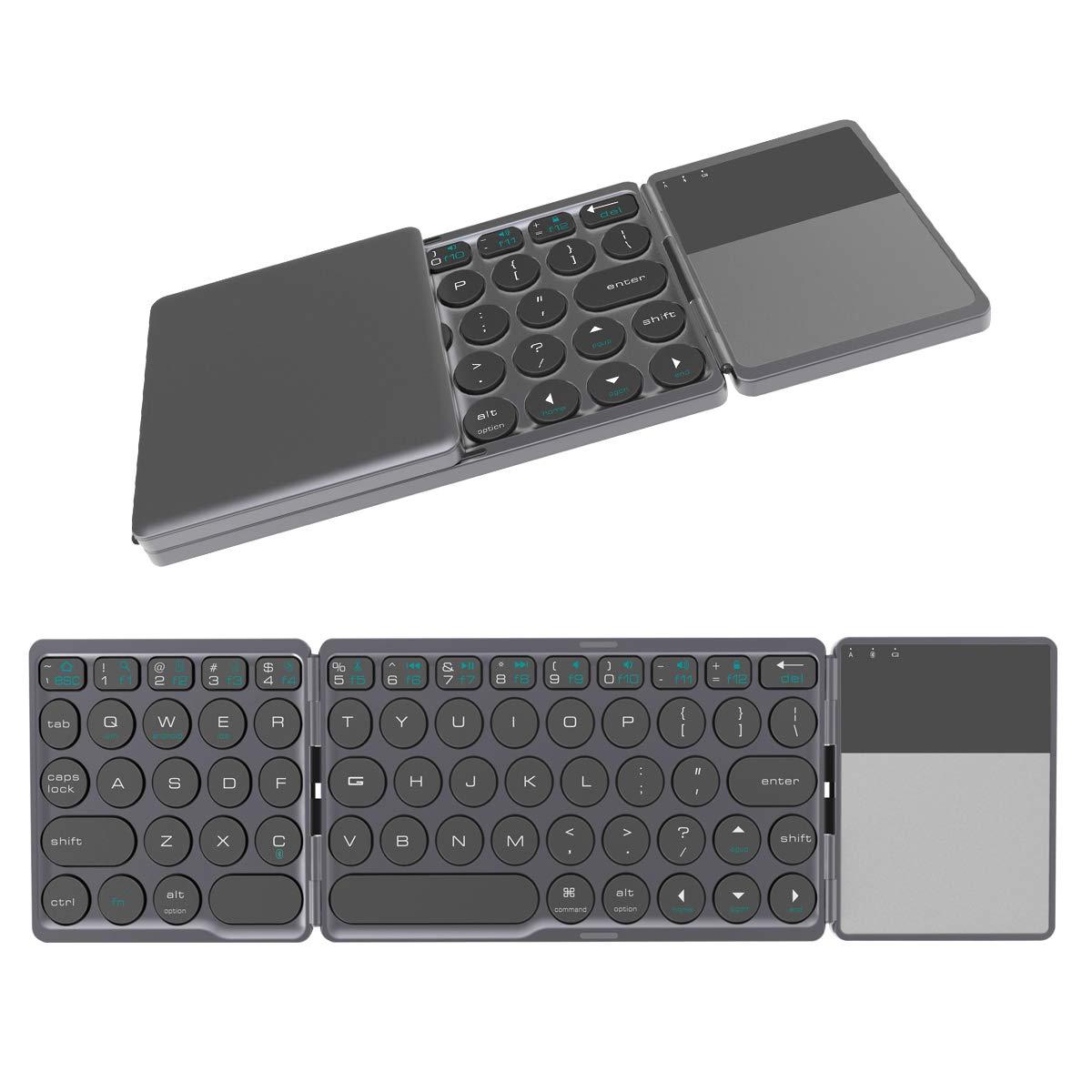 Foldable Bluetooth Ultra Thin Ultra Light Compatible