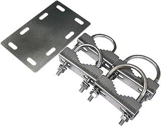 NATEC(ナテック) アンテナ取付金具クロスマウント φ10~35/φ16~45 オールステンレス製 X35/45
