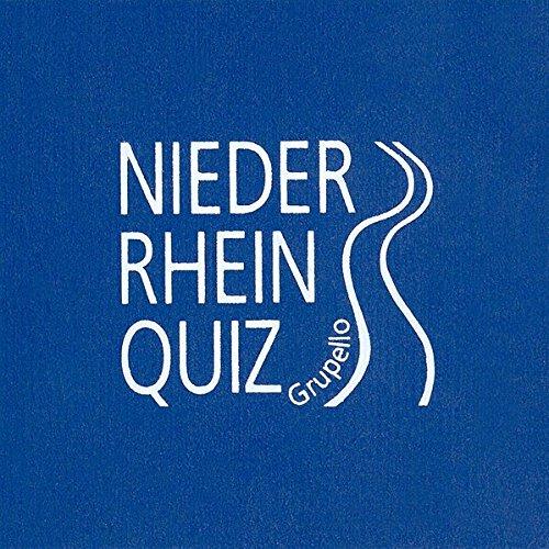 Niederrhein-Quiz: 100 Fragen und Antworten