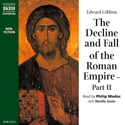 The Decline and Fall of the Roman Empire Volume 2 cover art