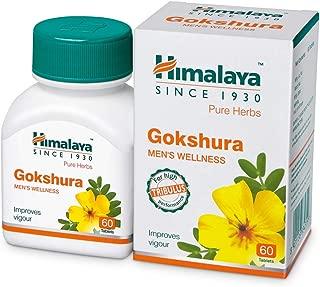 Himalaya Wellness Pure Herbs Gokshura Men's Wellness - 60 Tablets