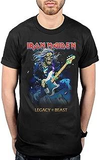 Halle15 Iron Maiden/ BP830 /Live After Death Dos Badges Imprim/é
