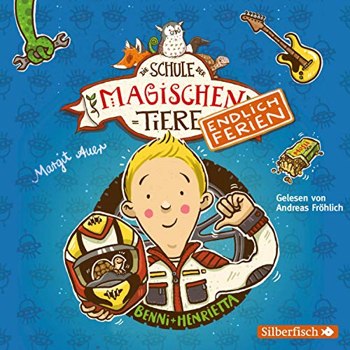 Benni und Henrietta audiobook cover art