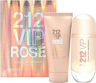 Carolina Herrera 212 VIP Rose Set Women