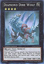 YU-GI-OH! – Diamond Dire Wolf (CT10-EN012) – 2013 Collectors Tins –..