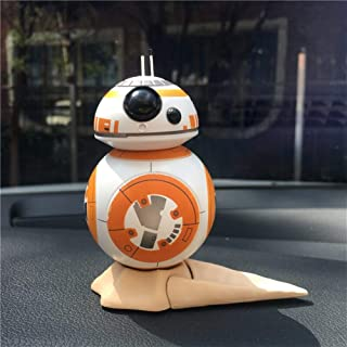 WSWJ Car Decoration Personality Robot Car Accessories Moving Doll Anime Mini Doll Car Decoration Car Interior Accessories ...