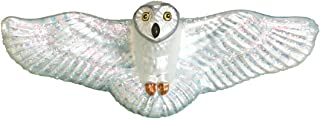 Old World Christmas Flying Owl Glass Blown Ornament