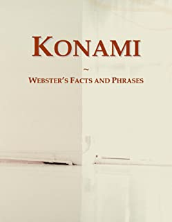 Konami: Webster's Facts and Phrases
