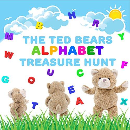 The Ted Bears Alphabet Treasure Hunt audiobook cover art