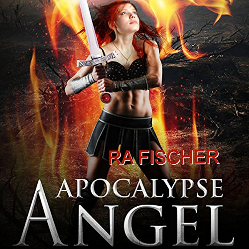 Apocalypse Angel audiobook cover art