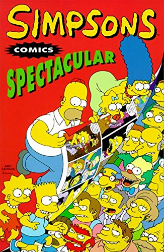 Simpsons Comics Spectacular