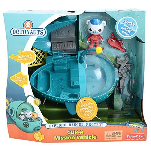 Octonauts Gup-A Mission Vehicle