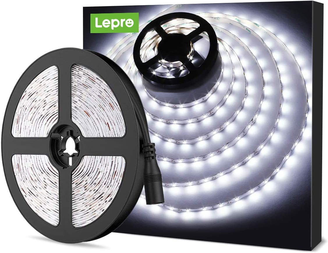 LE 12V LED Strip Light Flexible Max 48% OFF Ranking TOP16 Tape 2835 fo SMD 16.4ft