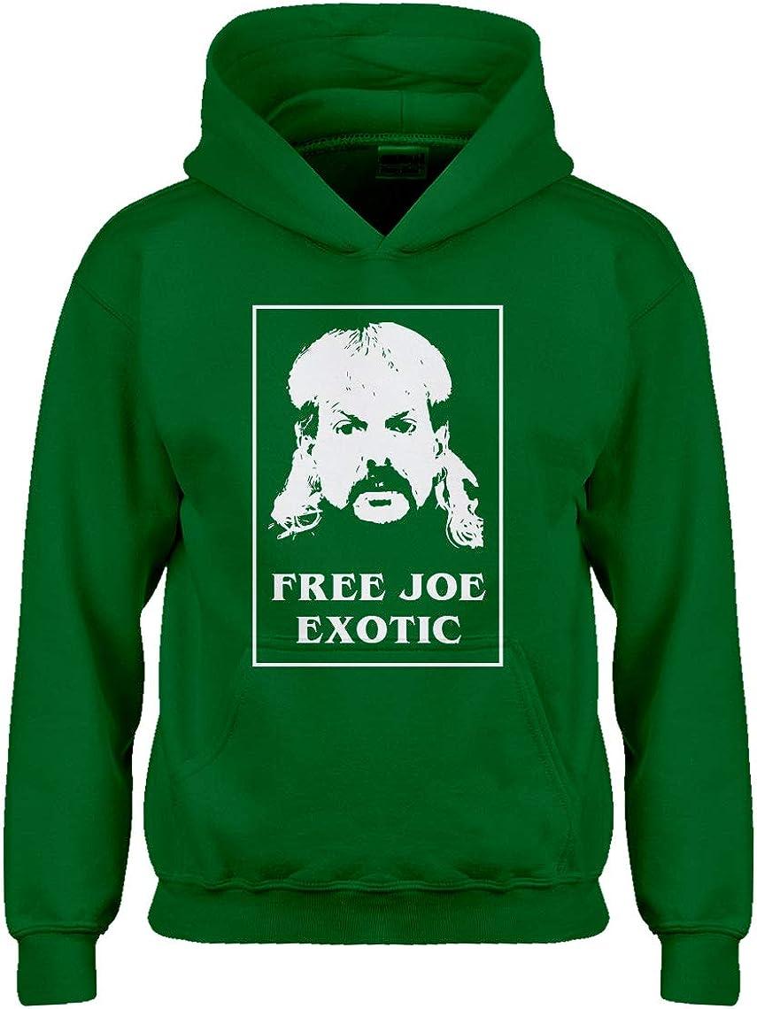Free Joe Exotic Hoodie for Kids