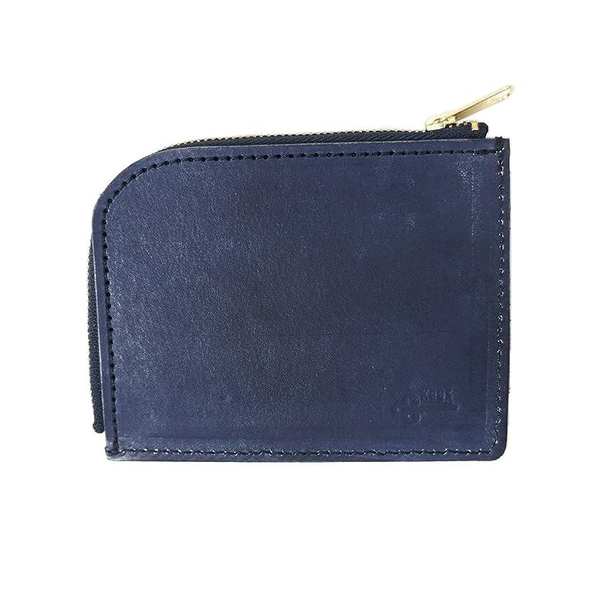 気まぐれなエスカレート有効な財布 メンズ レディース 革 レザー ハーフウォレット 日本製 小銭入れ カードケース Keys キーズ