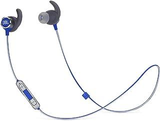 JBL Reflect Mini 2.0 - In-Ear Wireless Sport Headphone with 3-Button Mic/Remote - Blue