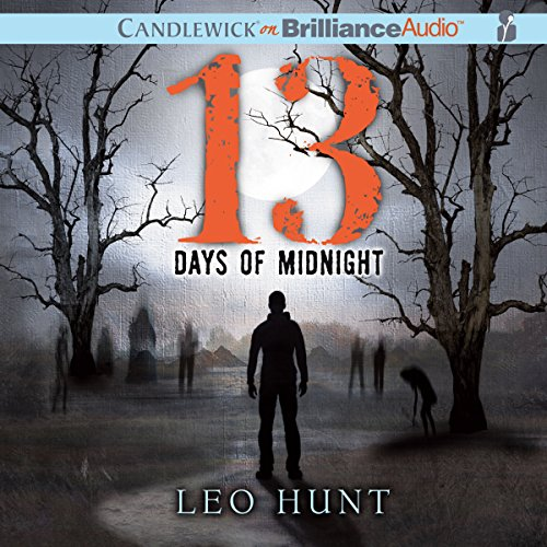 Thirteen Days of Midnight audiobook cover art