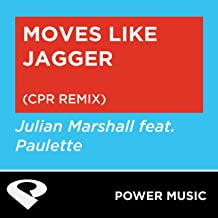 Moves Like Jagger - Single [Clean]