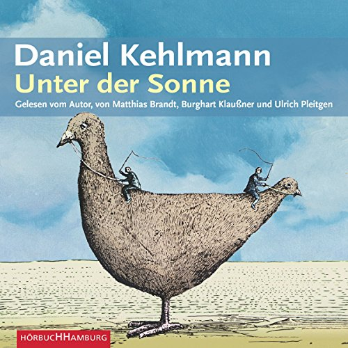 Unter der Sonne audiobook cover art