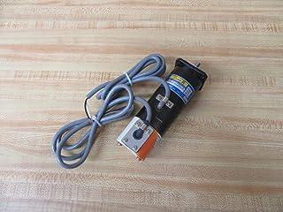 Sanyo Denki R511-012W L8 DC Servo Motor R511012WL8