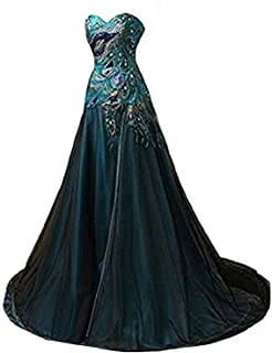 Ailimisi New Peacock Long Dress Popular Evening Dress for Women Party 2015