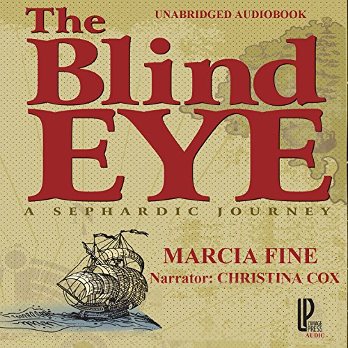 The Blind Eye audiobook cover art