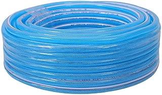 color negro tubo de goma de silicona flexible para transferencia de bomba Tubo de silicona Sourcingmap de 8 mm de di/ámetro interior x 12 mm de di/ámetro exterior de 2 m