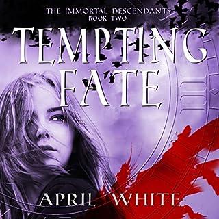 Tempting Fate audiobook cover art