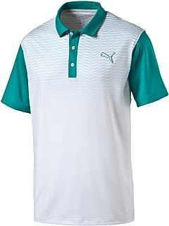Golf Men's Gt Color Block Fade Polo
