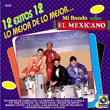 12 Exitos Lo Mejor De Mi Banda El Mexicano