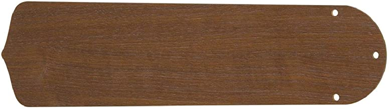 Craftmade BCD52-WWB Contractor's Standard Series Fan Blades Replacement 52-Inch, Washed Walnut, Set of 5