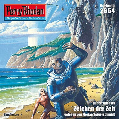 Zeichen der Zeit (Perry Rhodan 2654) Titelbild