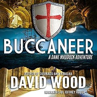Buccaneer audiobook cover art