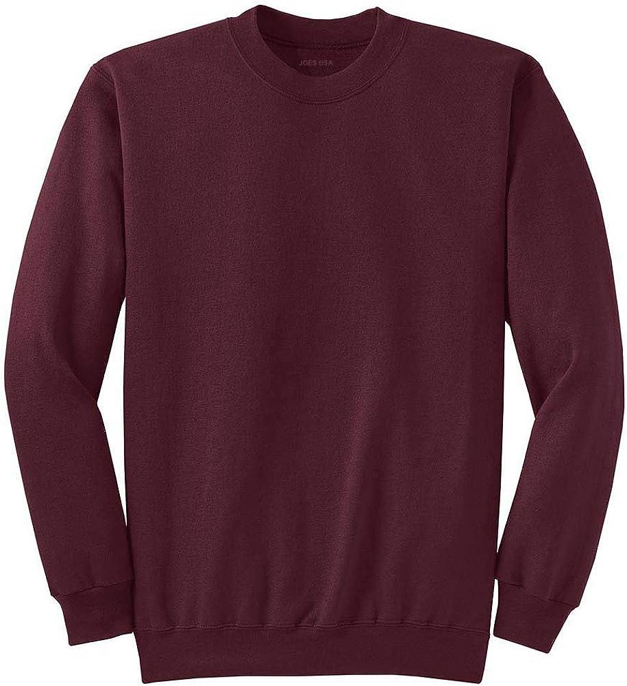 Joe's USA shop - Men's Big and Tall in Ultimate Sweatshirts San Diego Mall Crewneck